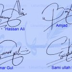 Name Signature Likhari